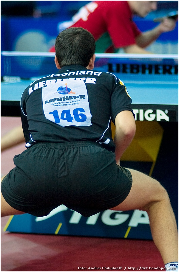 EXTREME TOPSPIN Timo Boll