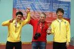 В Москве состоялось торжественное открытие XXXIII Юношеских Игр Доброй Воли Москва-Сеул