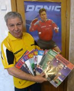 Листая старые журналы... Настольный теннис ревю №4 2003
