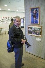 Работы Сергея Ключарева на фотовыставке в Москве