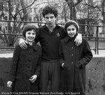 Фотоистории из архивного сундука Владимира Мирского. 1974 г. Команда молодости нашей...