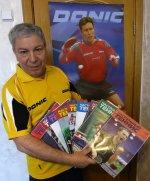 Листая старые журналы... Настольный теннис ревю №1 2004 год