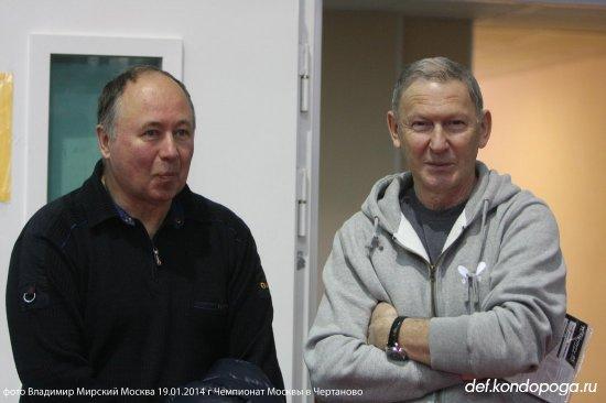 К 70-летию Станислава Гомозкова.