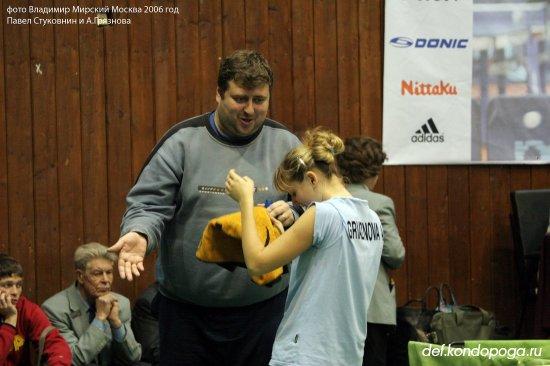 Стуковнин Павел тренер