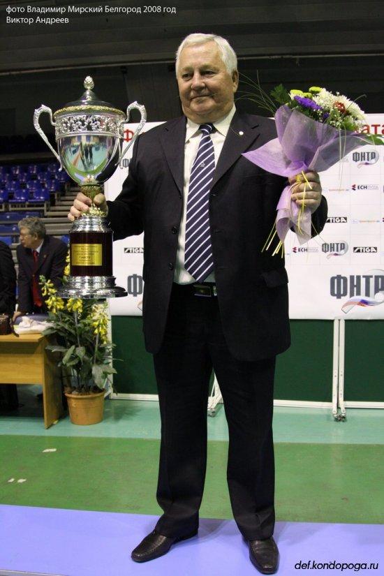 Виктор Андреев тренер