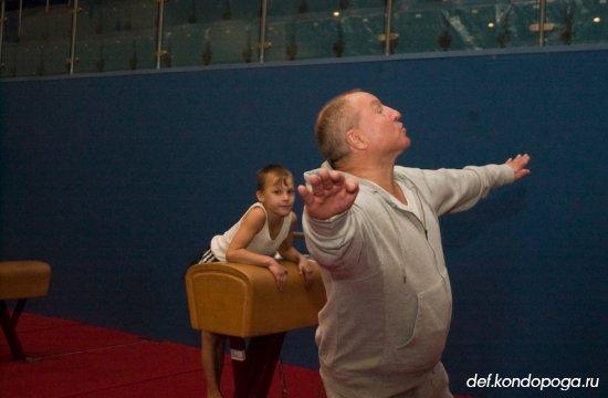 Астафьев В.Т. : Я сделал гимнастику классикой